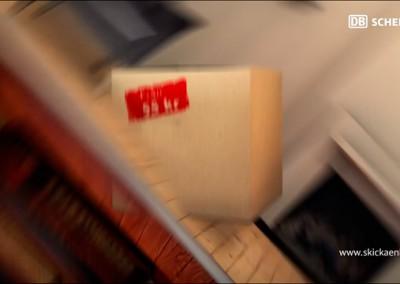 Animerad Reklamfilm – DB Schenker
