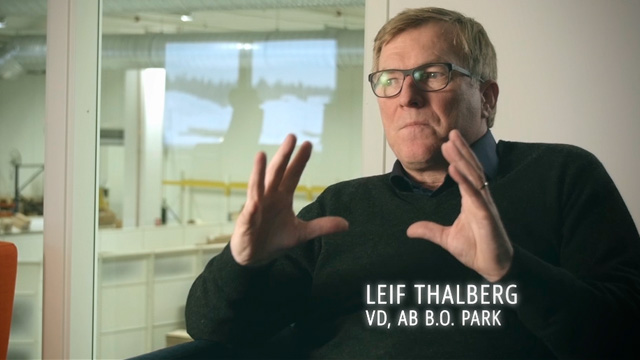 B.O. Park AB – Företagsfilm