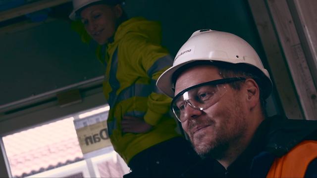Elektrikerförbundet – Företagsfilm – Ackordswebben
